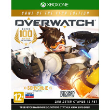 Overwatch. Game of the Year Edition [Xbox One, русская версия]
