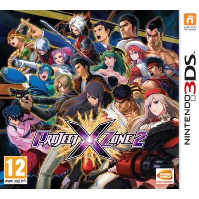Project X Zone 2 [3DS, английская версия]