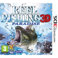 Reel Fishing Paradise 3D [3DS, английская версия]