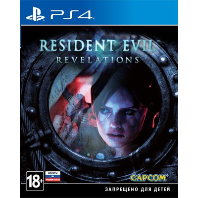 Resident Evil: Revelations [PS4, русские субтитры]