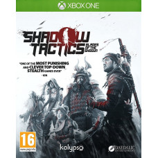 Shadow Tactics: Blades of the Shogun [Xbox One, русские субтитры]