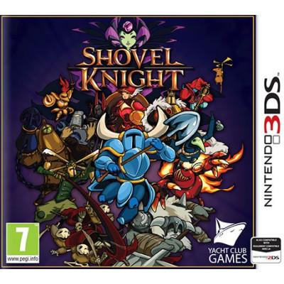 Shovel Knight [3DS, английская версия]