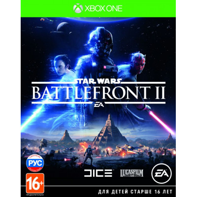 Star Wars: Battlefront II [Xbox One, русские субтитры]