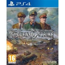 Sudden Strike 4 [PS4, русские субтитры]