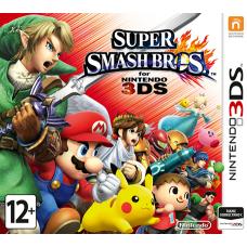 Super Smash Bros [3DS, русская версия]