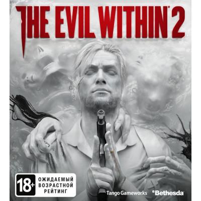 Игра для PC The Evil Within 2 (код загрузки, без диска)