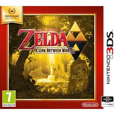 The Legend of Zelda: A Link Between Worlds (Nintendo Selects) [3DS, английская версия]