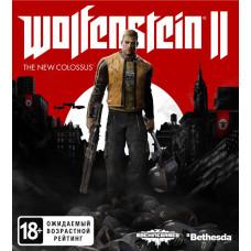 Wolfenstein II: The New Colossus (код загрузки, без диска) [PC, Jewel, русская версия]