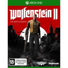Wolfenstein II: The New Colossus [Xbox One, русская версия]