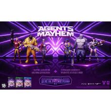 Agents of Mayhem. Издание первого дня [PS4, русские субтитры]