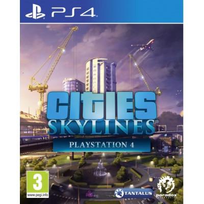 Cities: Skylines [PS4, русские субтитры]