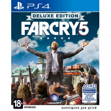 Far Cry 5. Deluxe Edition [PS4, русская версия]