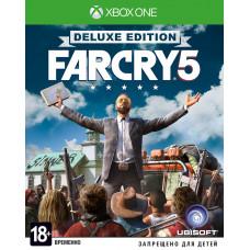 Far Cry 5. Deluxe Edition [Xbox One, русская версия]
