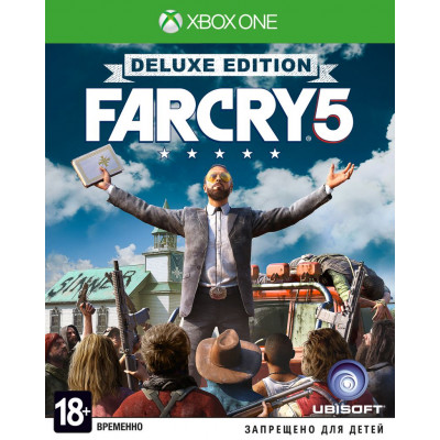 Far Cry 5. Deluxe Edition [Xbox One, русская версия]