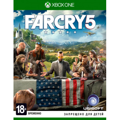 Игра для Xbox One Far Cry 5 (русская версия)