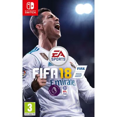 FIFA 18 [NS, русская версия]