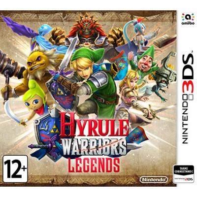 Hyrule Warriors: Legends [3DS, английская версия]