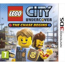 Lego City Undercover: The Chase Begins [3DS, английская версия]