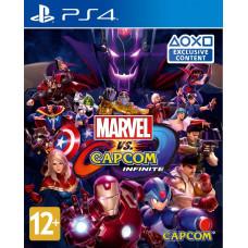 Marvel vs Capcom: Infinite [PS4, русские субтитры]