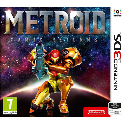 Metroid: Samus Returns [3DS, английская версия]
