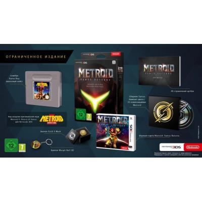 Metroid: Samus Returns. Legacy Edition [3DS, английская версия]