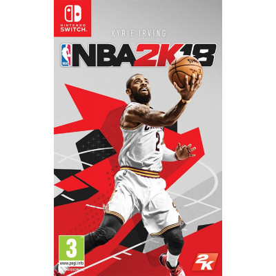 NBA 2K18 [NS, английская версия]