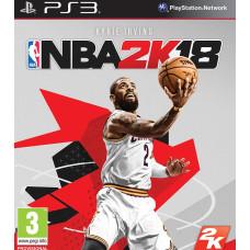 NBA 2K18 [PS3, английская версия]