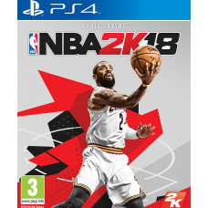 NBA 2K18 [PS4, английская версия]