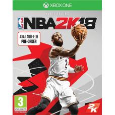 NBA 2K18 [Xbox One, английская версия]