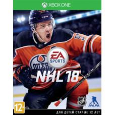 NHL 18 [Xbox One, русские субтитры]