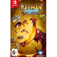Rayman Legends. Definitive Edition [NS, русские субтитры]