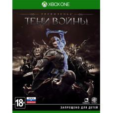 Средиземье: Тени войны [Xbox One, русские субтитры]
