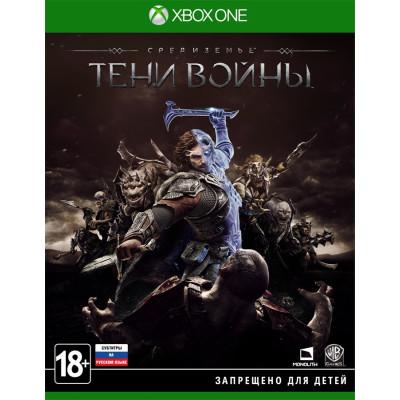 Игра для Xbox One Средиземье: Тени войны (русские субтитры)