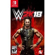 WWE 2K18 [NS, английская версия]
