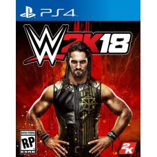 WWE 2K18 [PS4, английская версия]