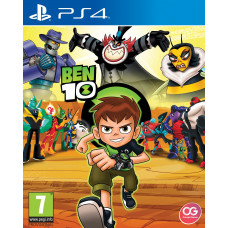 Ben 10 [PS4, английская версия]