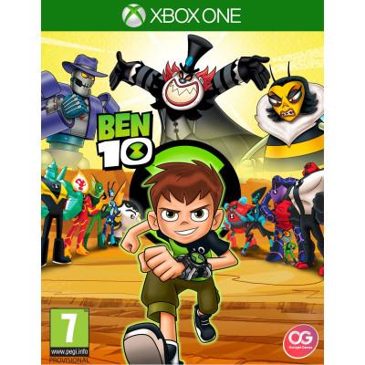 Ben 10 [Xbox One, английская версия]