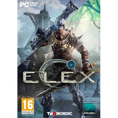 ELEX [PC, русские субтитры]