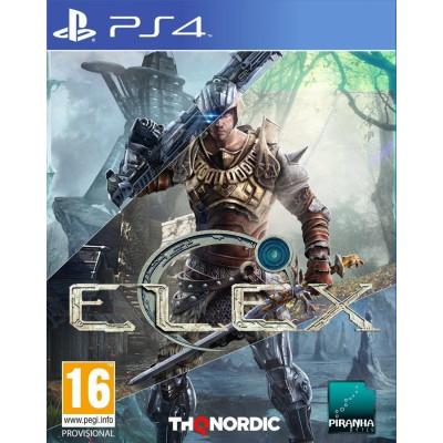 ELEX [PS4, русские субтитры]