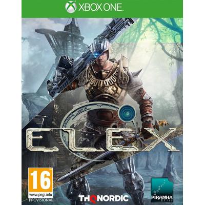 ELEX [Xbox One, русские субтитры]