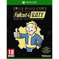 Fallout 4. Game of the Year Edition [Xbox One, русские субтитры]