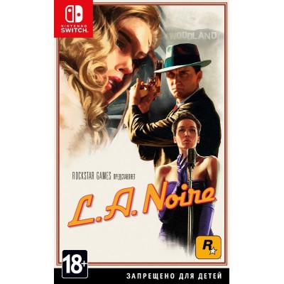 L.A.Noire [NS, русские субтитры]