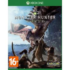 Monster Hunter: World [Xbox One, русские субтитры]