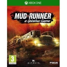 Spintires: MudRunner [Xbox One, русские субтитры]
