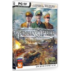 Sudden Strike 4. Ограниченное издание первого дня [PC, русские субтитры]