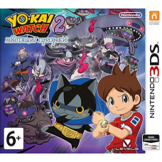 Yo-Kai Watch 2: Мыслящие призраки [3DS, русская версия]