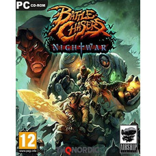 Battle Chasers: Nightwar [PC, русские субтитры]