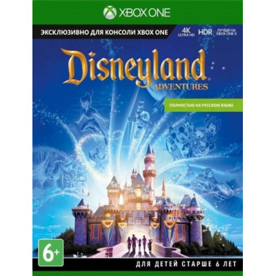 Disneyland Adventures [Xbox One, русская версия]