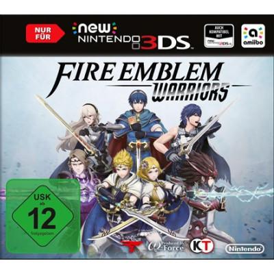 Fire Emblem Warriors [3DS, английская версия]