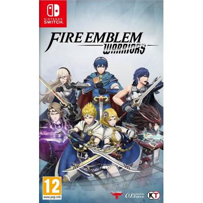 Fire Emblem Warriors [NS, английская версия]